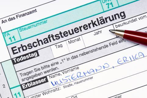Gut gemocht Erbschaften, Schenkungen und das Finanzamt | FINANZVERWALTUNG XV83