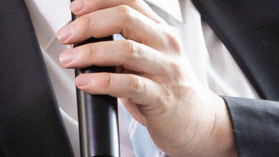 Dr. Andreas Dressel, Finanzsenator der Freien und Hansestadt Hamburg