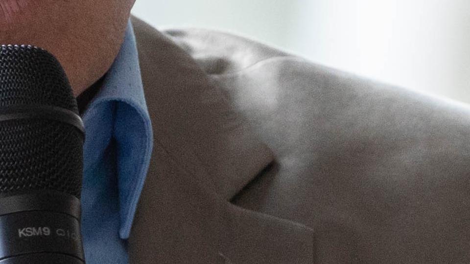 Politikwissenschaftler Professor Karl-Rudolf Korte