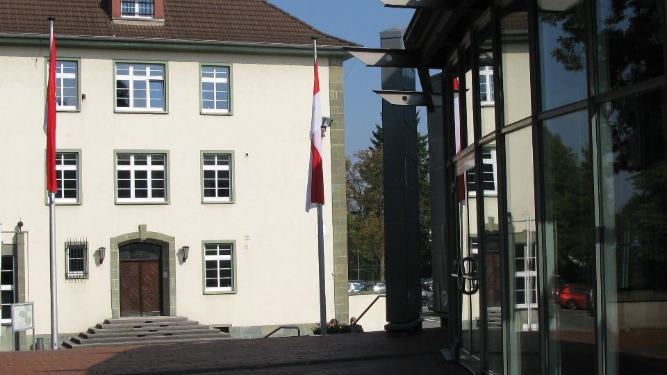 Lehrsaalgebäude in Herford